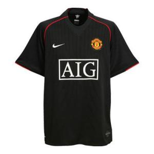 "Northern Rock version 2.0. Apparently putting one's corporate logo on the kit of a football club with ""United"" in its name makes one's company go kerflooey."