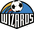 The older old Kansas City Wizards' logo.
